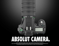 Absolut Camera