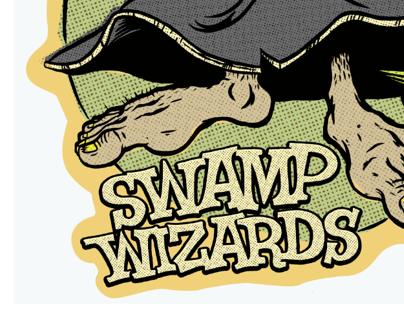 swampwizards decal