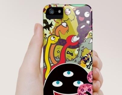 Pesadelo Iphone 5 Case