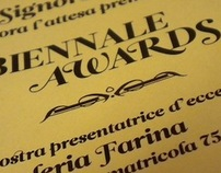 Biennale Awards