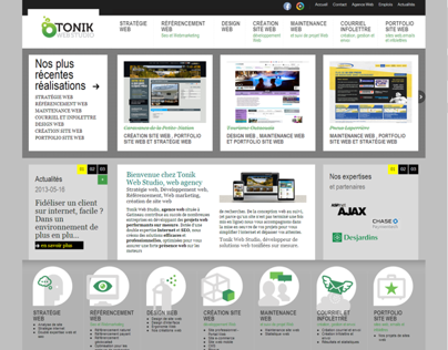 Tonik Web Studio