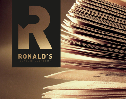 Ronalds Bookshop