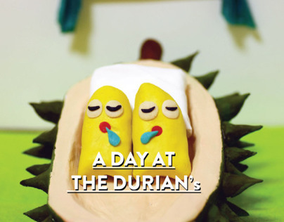 A Day At The Durians