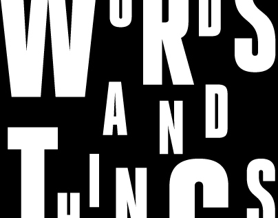 Words and Things