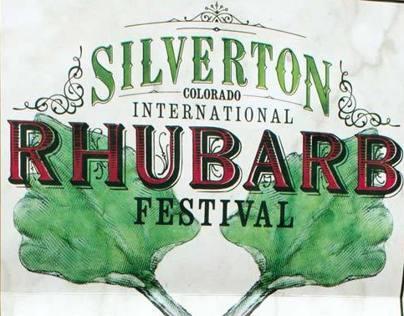 Silverton International Rhubarb Festival