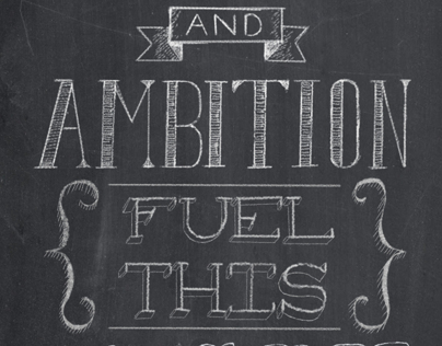 Desire and Ambition
