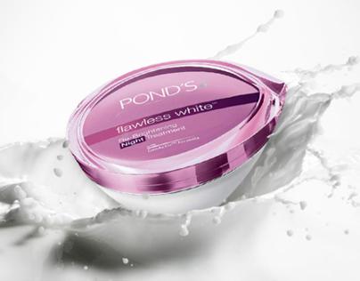 Ponds Global Rebrand