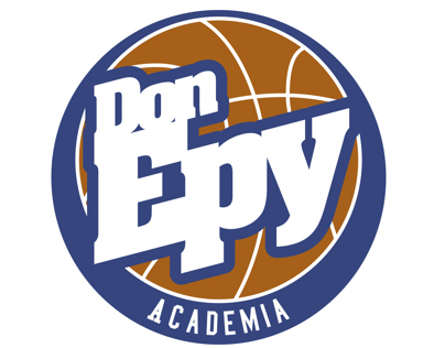 Re-diseño Logotipo Academia Basketbol Don Epy
