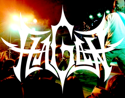 [LOGO] FLAGON: Rock&Metal Band