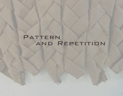 Pattern and Repetition