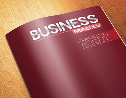 Brochure Business Mag