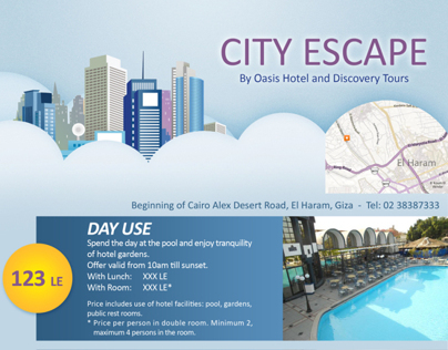 City Escape - Oasis Hotel