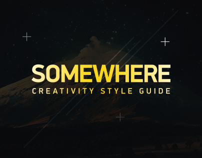 Somewhere - Creative Magazine