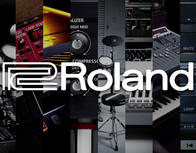 Roland@Music fair Frankfurt am Main | Germany