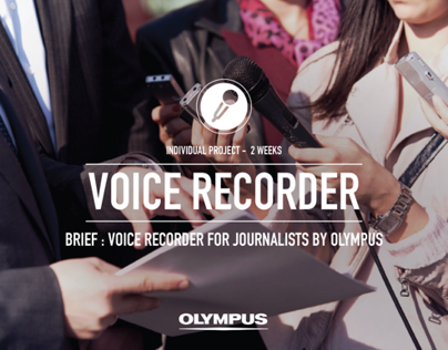Olympus - Voice recorder