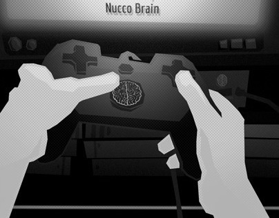 Nucco Brain Illustrations