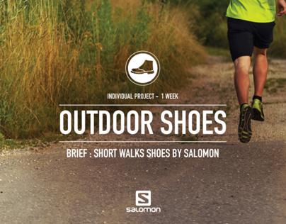 Salomon - Outdoor shoes
