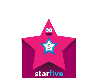 Logo - StarFive Entertainment - Restaurant