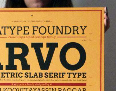 ARVO/Espécimen