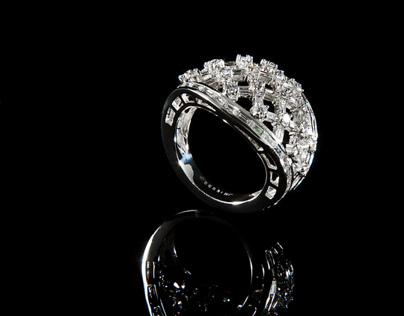 Commercial Jewellery Photography