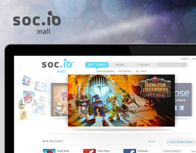 Soc.io mall | Android Mall