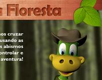 Danoninho   Game - Aventura na Floresta