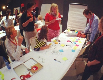 |Design Workshop Facilitation|