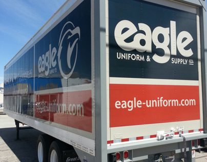Eagle Truck Wraps and Billboards