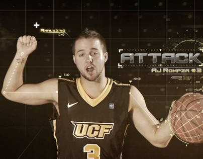 UCF Basketball Intro