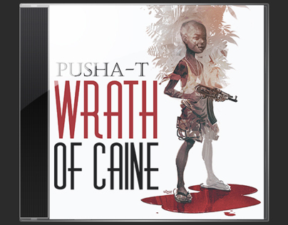 Pusha-T - Wrath of Caine Alternative cover