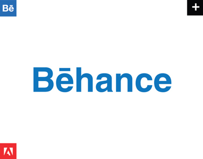 Minimalist Behance ReDesign