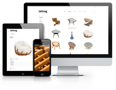 Lattoog Design - Website