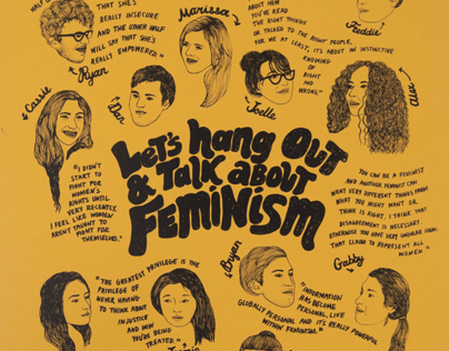 Lets Hang Out & Talk About Feminism