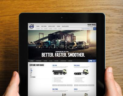 Volvo Trucks - Global Website