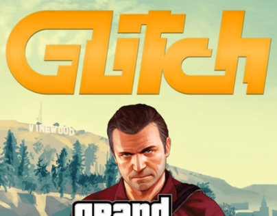 Glitch Magazine: Grand Theft Auto Five