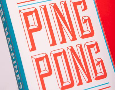 Stiga Ping Pong