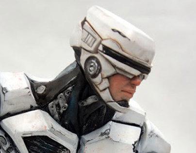 Redesigning the Robocop