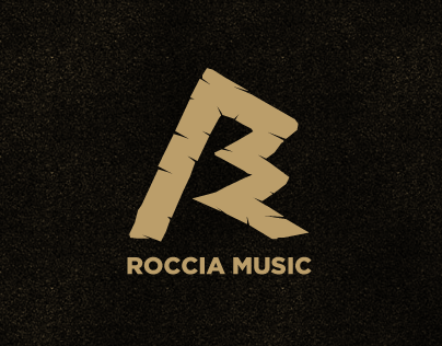 Roccia Music Records (Logo)