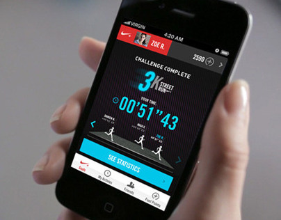 Nike+ The One Short Film