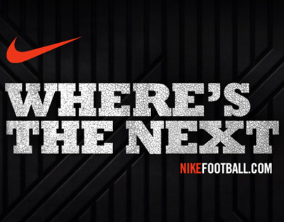 Nike Football - Wheres The Next?