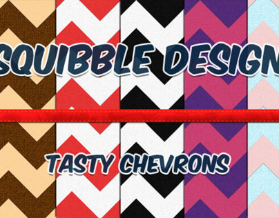 Tasty Chevrons Repeating Patterns