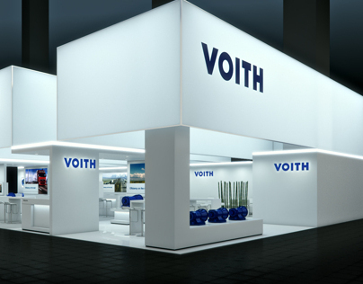 VOITH IAA Booth Design