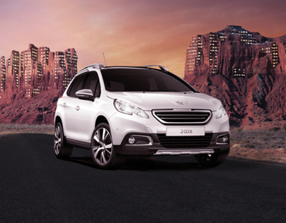 Peugeot 2008. Il City Crossover.