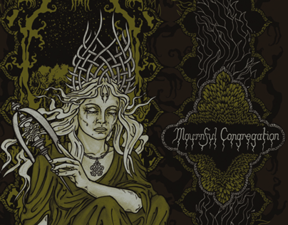 Mournful Congregation European Tour 2013