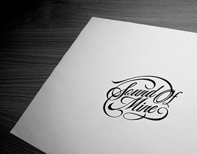 Sound Of Mine Logotype