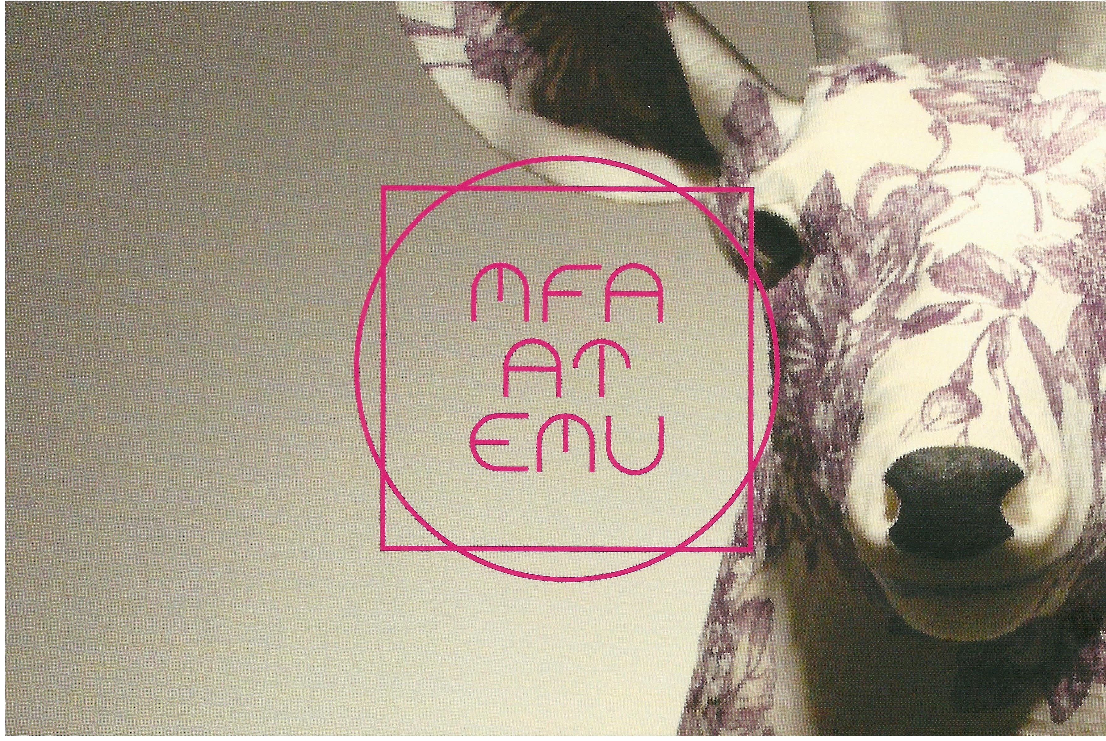 MFA Promotional Material Postcard