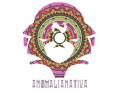Anomalia Nativa - Album Cover