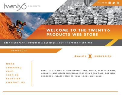 Twenty6 Web Proposal