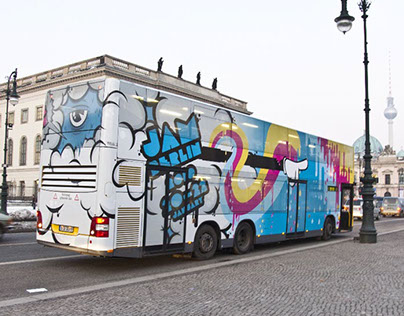 JAM BERLIN SHUTTLE BUS