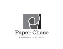 Paper Chase logo redesign